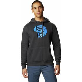 Mountain Hardwear Logo Pullover Hoodie Herren heather black